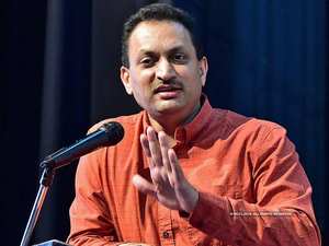 Fadnavis made CM second time to 'protect' Rs 40k crore central funds, claims Anantkumar Hegde