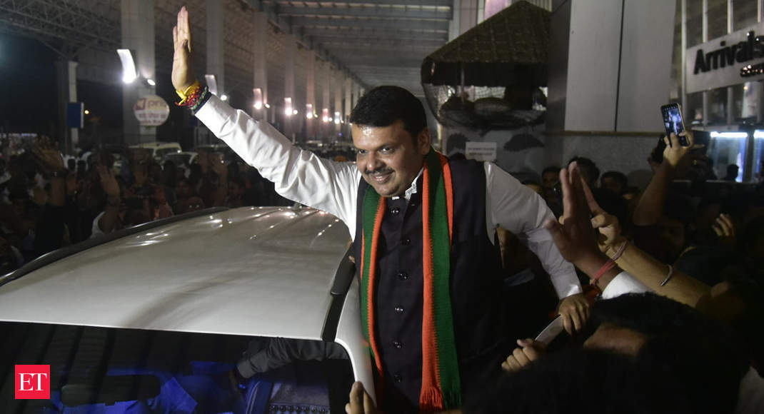Not made CM to protect Rs 40,000 crore central funds: Devendra Fadnavis