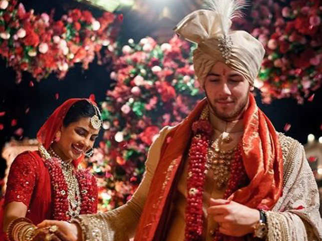 Priyanka Chopra and Nick Jonas had a Catholic wedding on December 1 last year.