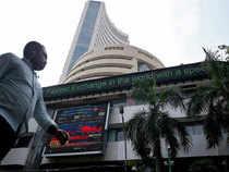 Sensex ends in black; Nifty below 12,050