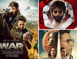 From 'War' To 'Kabir Singh', Here Are The Films That Set The Box Office On Fire In 2019