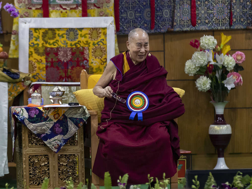 Exempt Tibetans from JNU fee hike: Dalai Lama