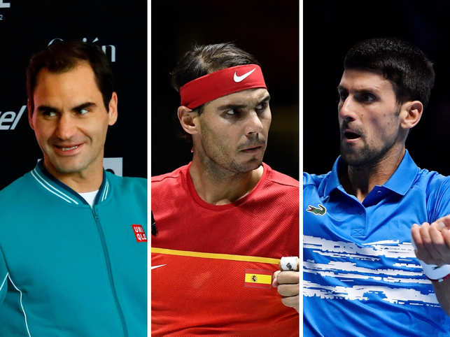 Federer, Nadal, Djokovic: The best era of tennis, and of tennis dads