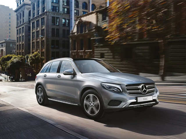 Mercedes SUV GLC drives in to India at a starting price of Rs 52.56 lakh