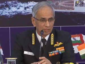 Navy budget declined from 18% to 13%: Chief Admiral Karambir Singh