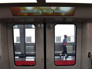 noida metro bccl