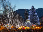 'Tis the season to be jolly: From Washington to Sahoro, the best places for a white Christmas