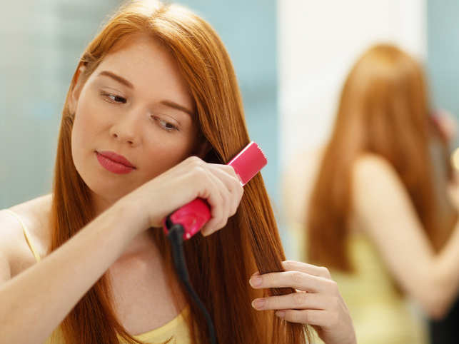 Women who use permanent hair dye and chemical hair straighteners are at a higher risk of developing breast cancer.