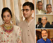 Infy reunion at Rohan Murty's wedding