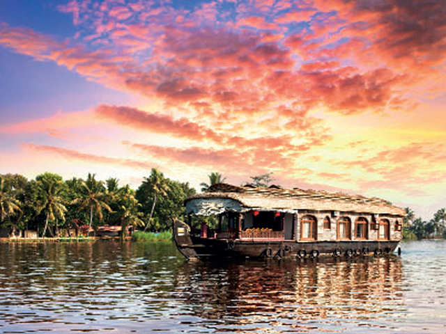 Soak up the sun: Sailing on Kerala's backwaters at dusk promises a romantic escape; Auroville Beach a must-visit at dawn
