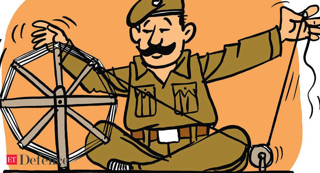 Over 10 lakh paramilitary men to don khadi uniform