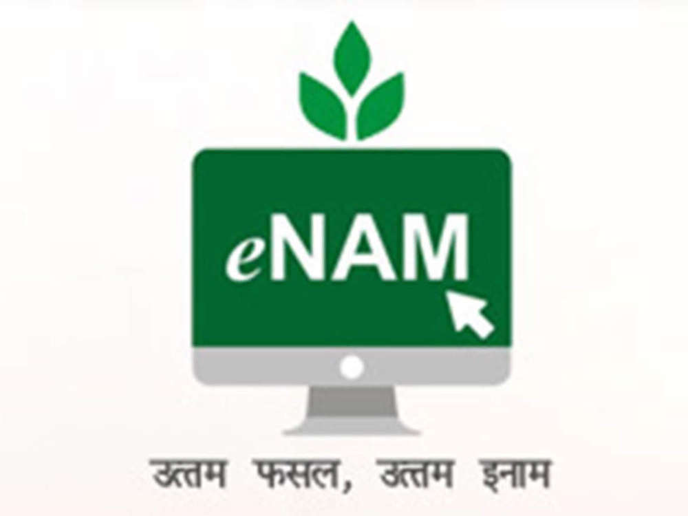 Centre pushes for eNAM in states without APMCs