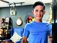 Trophy shelves, study table & peace: Sunil Chhetri's workspace reflects his need for an escape