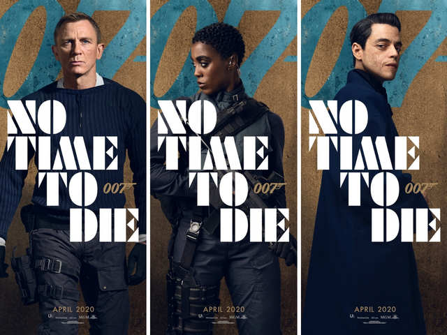 'No Time To Die' trailer: Craig returns for final time as Bond; Malek, car chases, a new spy add thrill