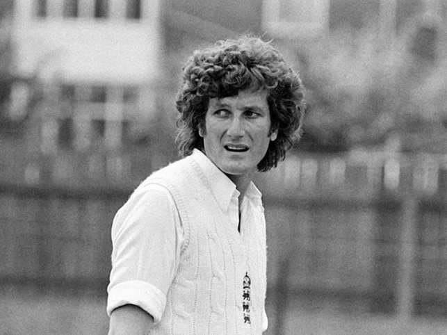 Bob Willis ended his 90-match Test career with 325 wickets.