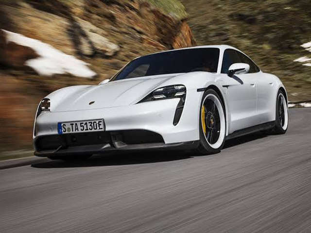 2020 Porsche Taycan Turbo S: A stunning e-car with best-ever regenerative brakes at $185,000
