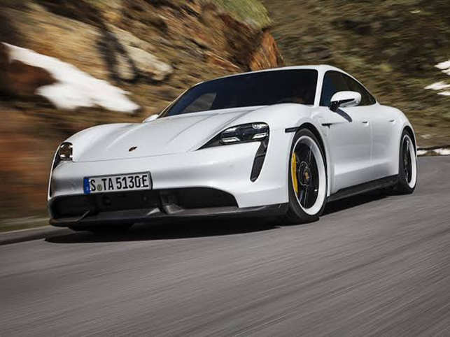 The Taycan is not the first electric vehicle to bear the Porsche name, though it is by far the most significant.