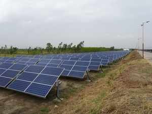 Steps being taken to improve solar energy generation in India