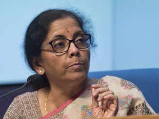 Nirmala Sitharaman bccl