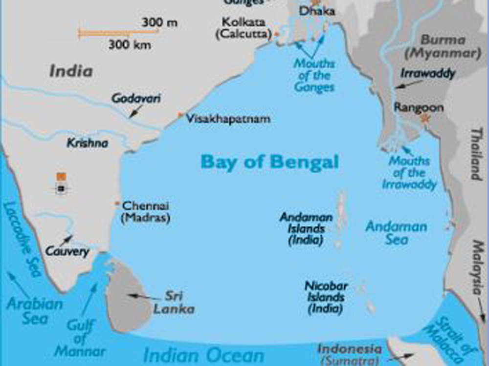 Southeast Asian corridor eyes business opportunities with India via Bay of Bengal