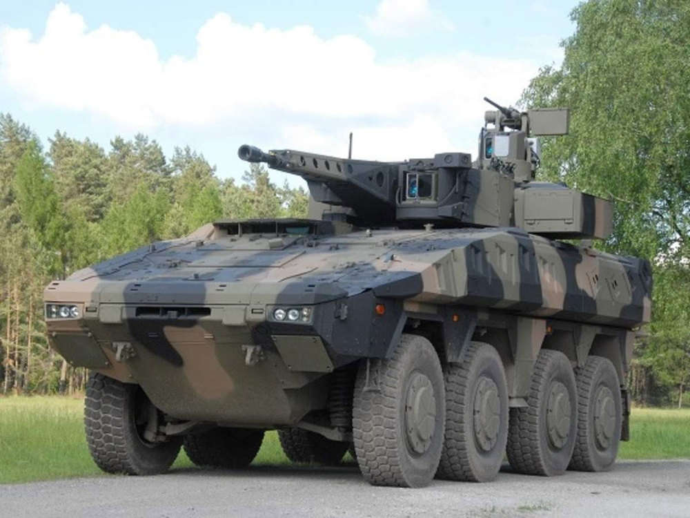 Indian Army requires 200 armoured fighting vehicles for Pakistan border