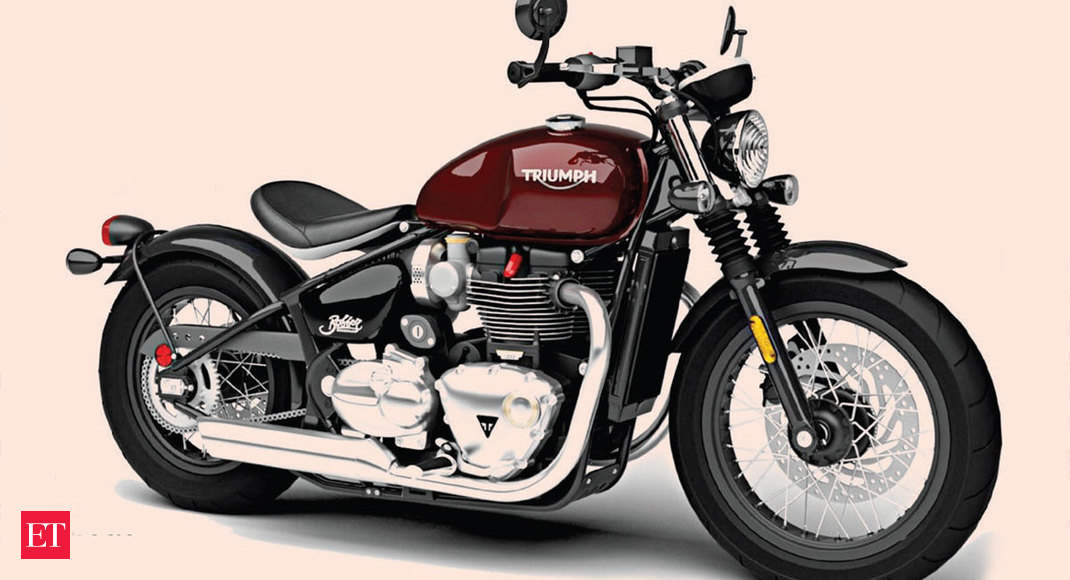 UK's Triumph Motorcycles retail sales up 10% in India
