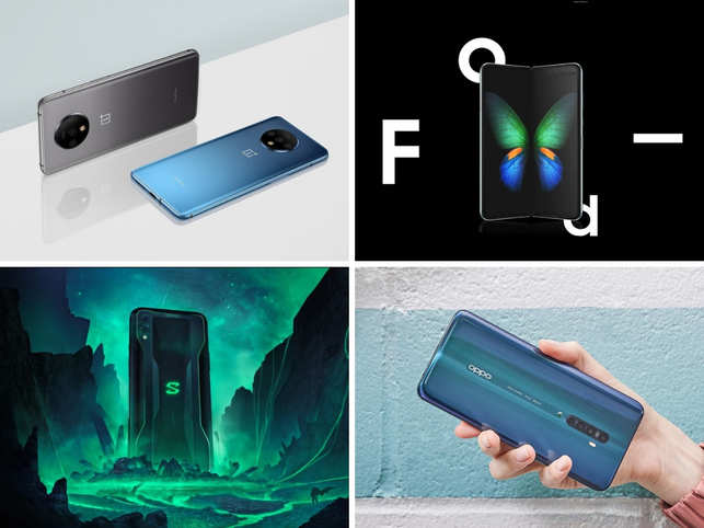 2019 was a year of technology as a lot of companies showed optimism with their mind-blowing smartphones. In a race to win over their customers, various smartphone brands promised the ultimate smart experience with features like pop-up selfie camera, 20x zoom, 5G and foldable screens.  	   	While the much-awaited devices like Apple 11 Pro Max, Samsung Galaxy Note 10 Plus, OnePlus 7T Pro were reviewed highly, disappointment came from the Google flagship when the company said Pixel 4 and 4 XL won't launch in India.  	   	Since smartphones have become an integral part of out lives, here's a list of all the devices launched this year that deserve reconsideration.