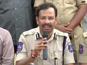 Accused snatched weapons and attacked police party, got killed in retaliatory firing: Cyberabad CP
