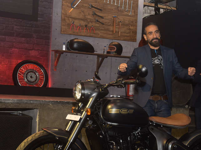 According to Anupam Thareja, the biker code has evolved from its uber-masculine roots to a new sort of gentleman's code.