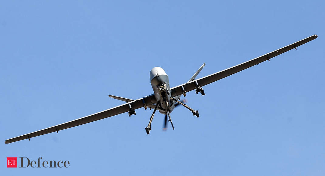 US says drone shot down by Russian air defenses near Libyan capital