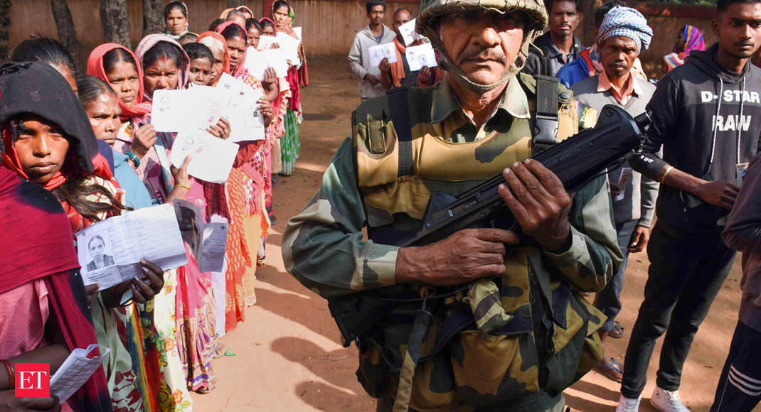 Jharkhand polls: One dead in clashes in Gumla