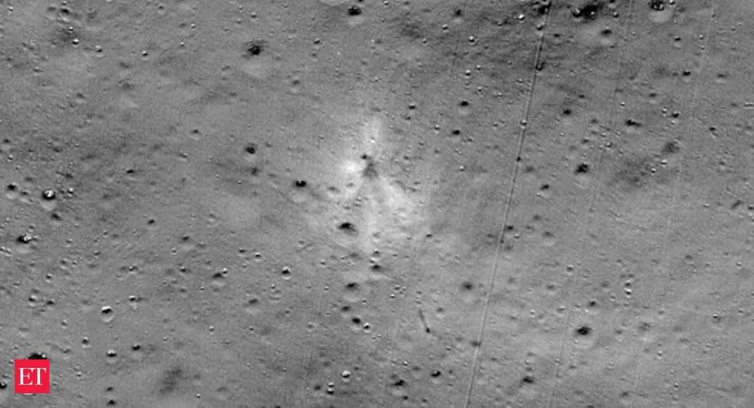 The curious case of Vikram, India's crashed moon lander