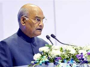 'The judicial process is beyond the reach of the poor,' says Ram Nath Kovind