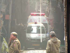 Delhi fire: Death toll rises to 43 in Anaj Mandi incident