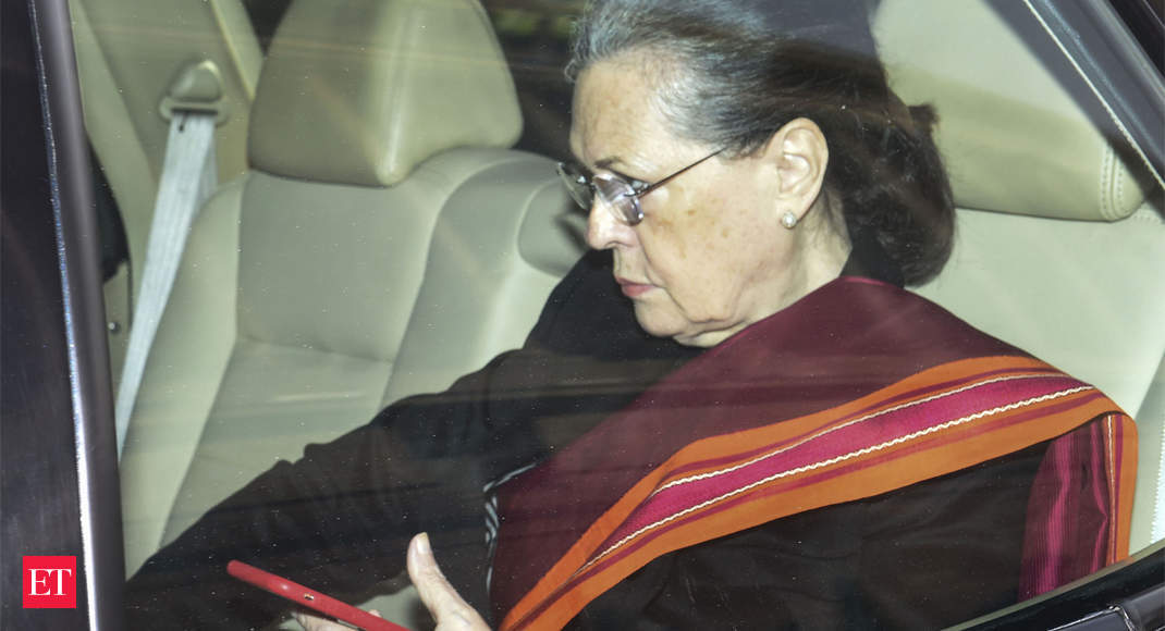 Sonia Gandhi not to celebrate birthday in wake of rising cases of assaults on women