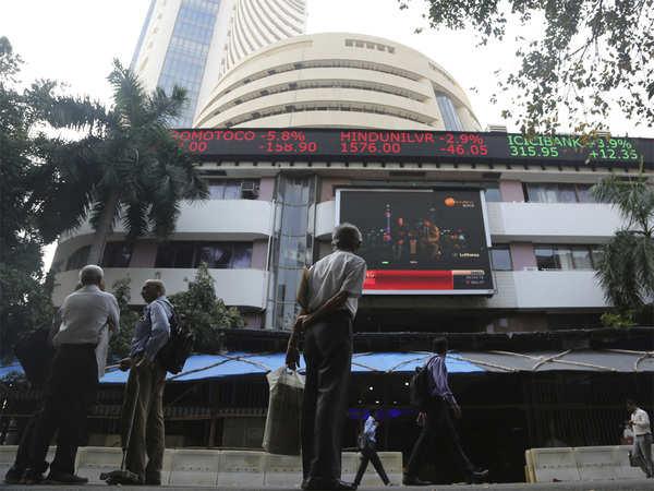 sensex today: Markets Live: Sensex rises 100 points, Nifty nears 11,950; YES Bank, Maruti gain 3% each