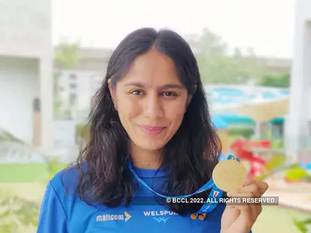 Manashi Joshi is hoping to add an Olympic medal next year.