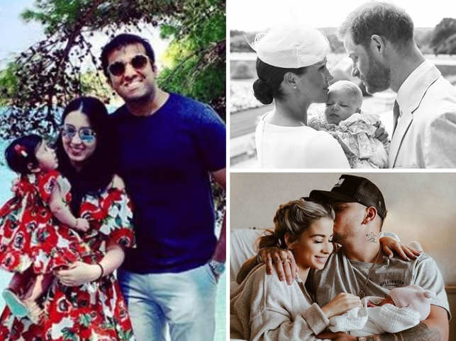 In 2019, fans witnessed a number of social media posts celebrating babies born to actors, singers, rappers, sports stars and even business tycoons.