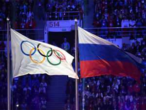 Russia banned from global sports for 4 years by World Anti-Doping Agency