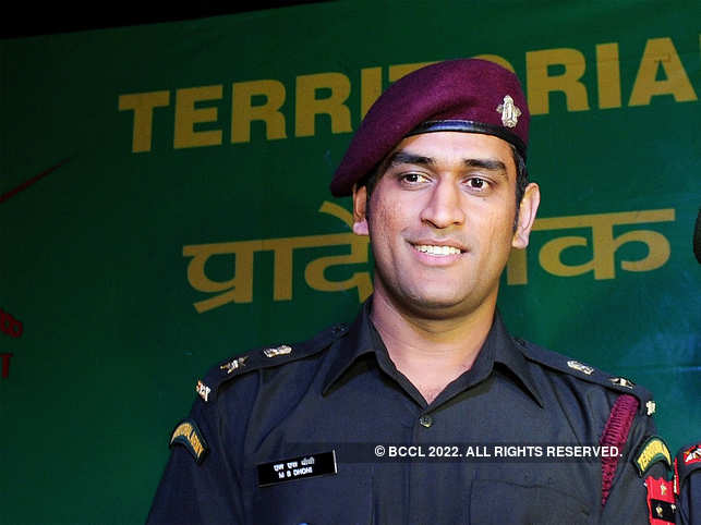 A salute to the jawans: Dhoni to co-produce anthology series on Army officers