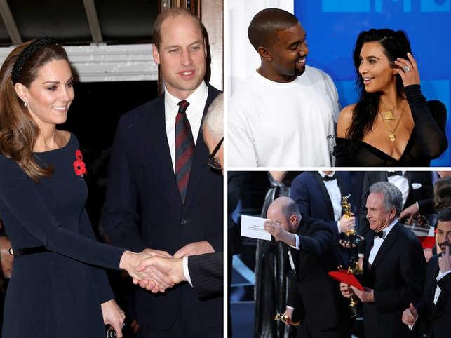 2 royal weddings, #MeToo, Oscars gaffe, marriage & divorce for Brangelina: The last decade in showbiz