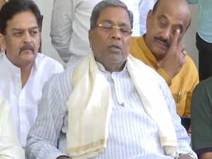 Siddaramaiah resigns as Congress Legislative Party leader in Karnataka