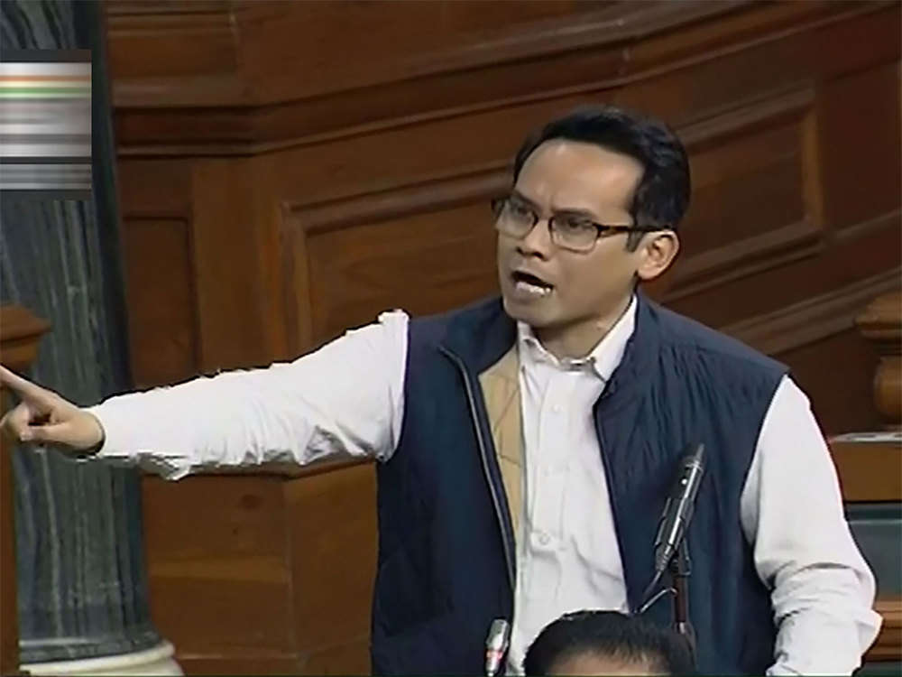 Citizenship Amendment Bill an attempt by govt to distract people from its failures on NRC, economy: Congress