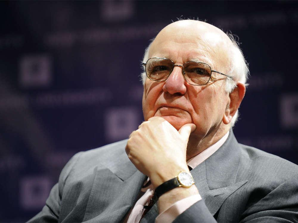 Paul Volcker was the first monetary rockstar