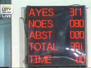 Citizenship Amendment Bill, 2019 passed in Lok Sabha with 311 'ayes' and 80 'noes'
