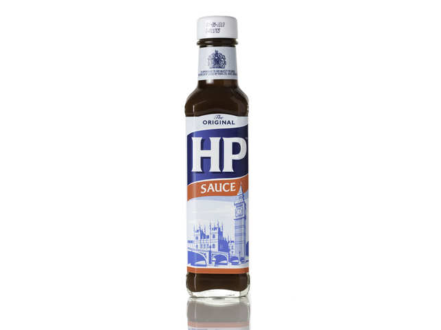 Tomatoes and tamarind give UK's HP sauce, once found in India's gymkhanas, a distinct flavour
