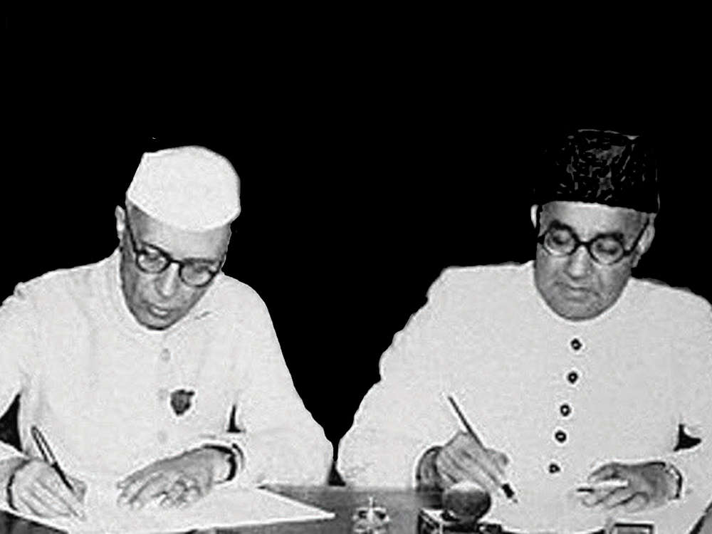CAB debate: Congress defended Nehru-Liaquat Pact to hold Pakistan accountable