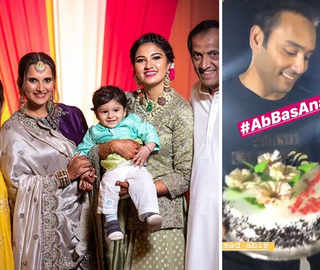 Sania Mirza shares adorable picture with bride-to-be Anam, mum; Asad spends musical evening with friends ahead of wedding