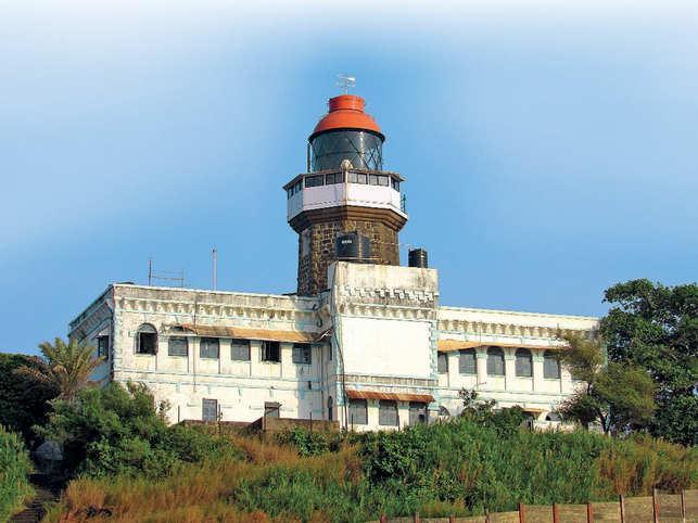 The Lighthouse, Khanderi Fort