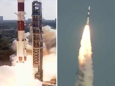 Watch: PSLV-C48 carrying RISAT-2BR1 lifts off from Sriharikota
